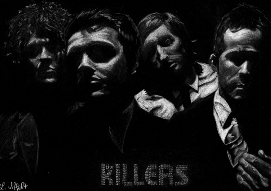 The Killers por I_got_soul_...